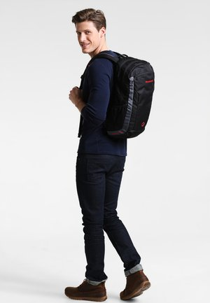 XERON ELEMENT 22L - Tourenrucksack - black/smoke