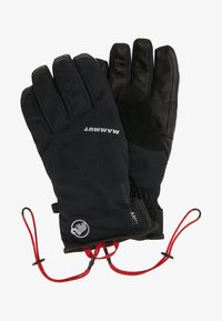 Mammut - STONEY GLOVE - Fingervantar - black - 2