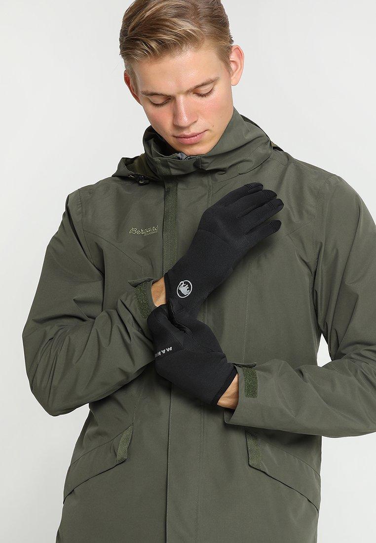 Mammut - PRO GLOVE - Handschoenen - black