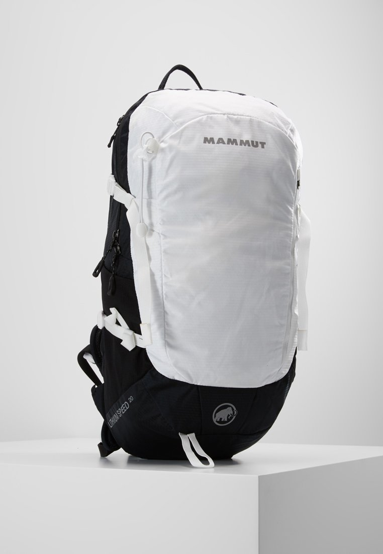 Mammut - LITHIUM SPEED - Mochila de senderismo - white/black