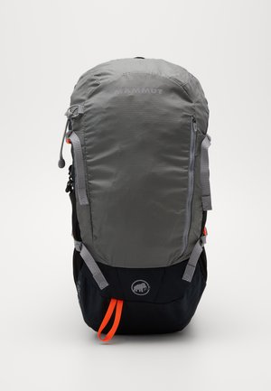 LITHIUM SPEED - Backpack - granit/black