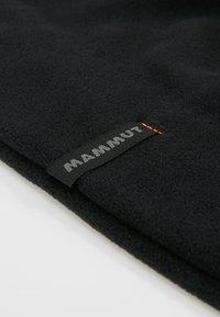 Mammut - BEANIE - Čepice - black - 5