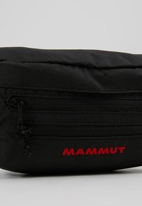 Mammut - CLASSIC BUMBAG 2L - Riñonera - black - 7