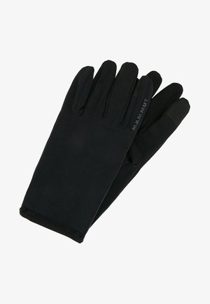 STRETCH GLOVE - Gants - black