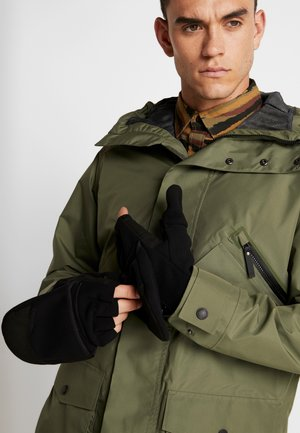 SHELTER GLOVE - Gants - black