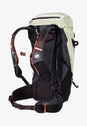 DUCAN - Plecak trekkingowy - sunlight-black