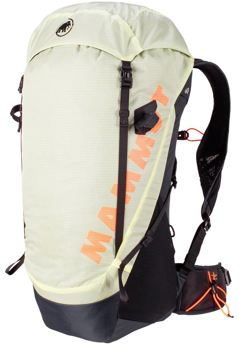 Mammut - DUCAN - Hiking rucksack - sunlight-black