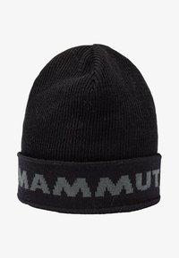 Mammut - CRUISE - Beanie - black - 2