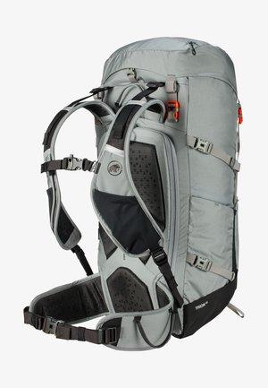 TRION - Plecak trekkingowy - granit-black