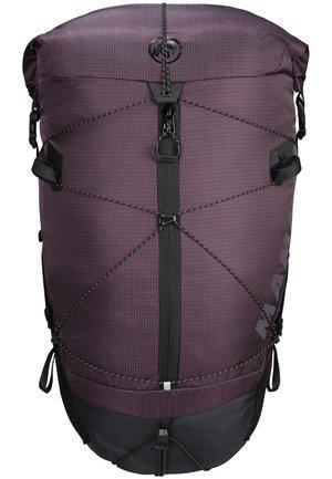 DUCAN SPINE - Hiking rucksack - galaxy-black