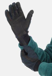 Mammut - ALVRA  - Rękawiczki pięciopalcowe - black - 0