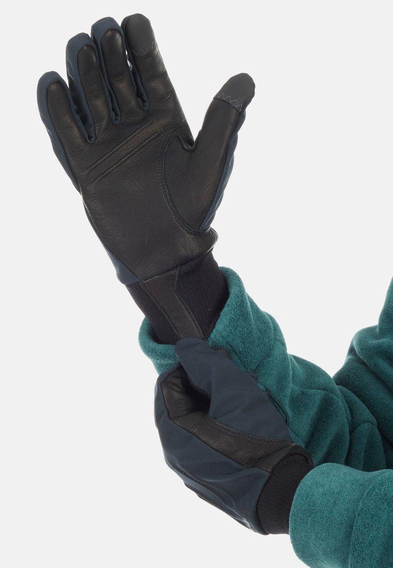 Mammut - ALVRA  - Rękawiczki pięciopalcowe - black