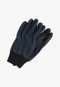 Mammut - ALVRA  - Rękawiczki pięciopalcowe - black - 2