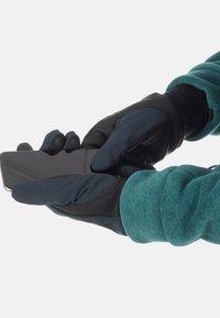Mammut - ALVRA  - Rękawiczki pięciopalcowe - black - 1