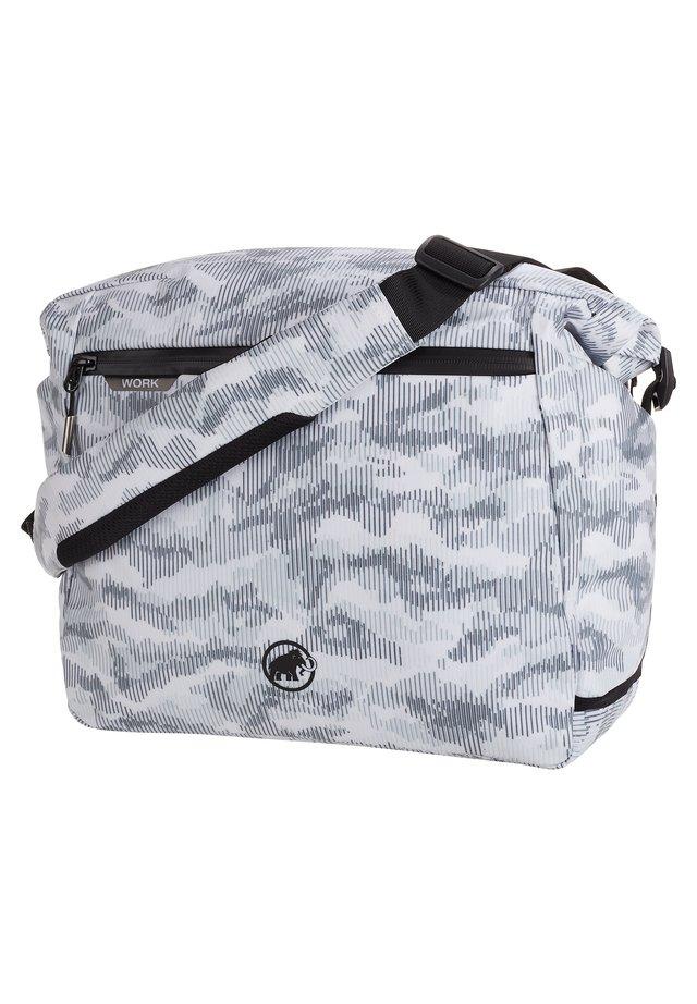 SEON   - Across body bag - white camo [00370]