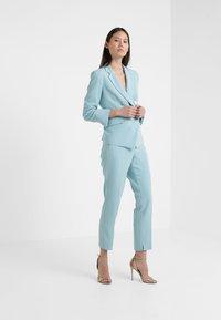 Marella - GULLY - Pantaloni - aquamarine - 1
