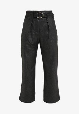 ASIA - Pantalones - black