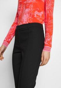 Marella - ALAGGIO - Spodnie materiałowe - black - 3