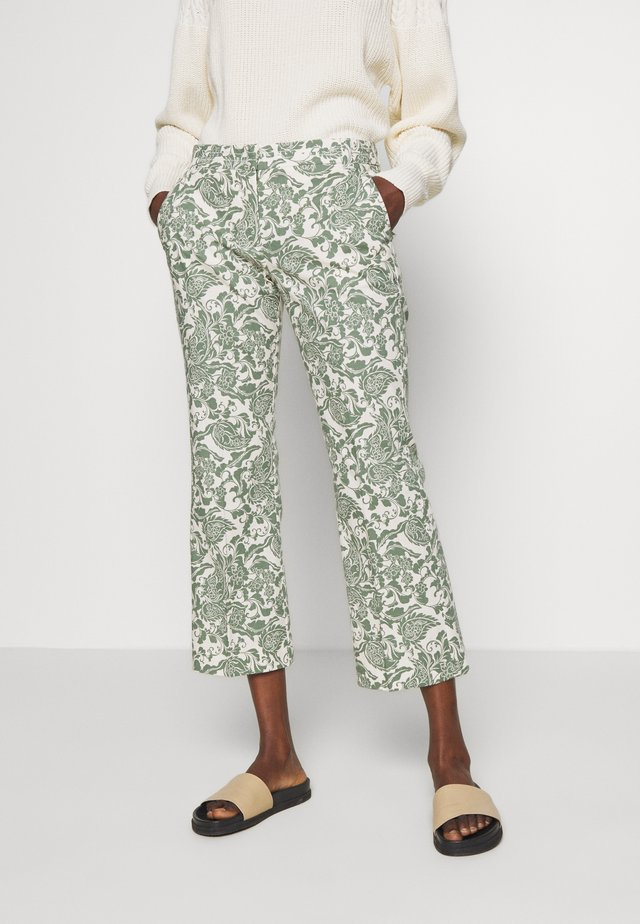 DIVAS - Pantaloni - kaki