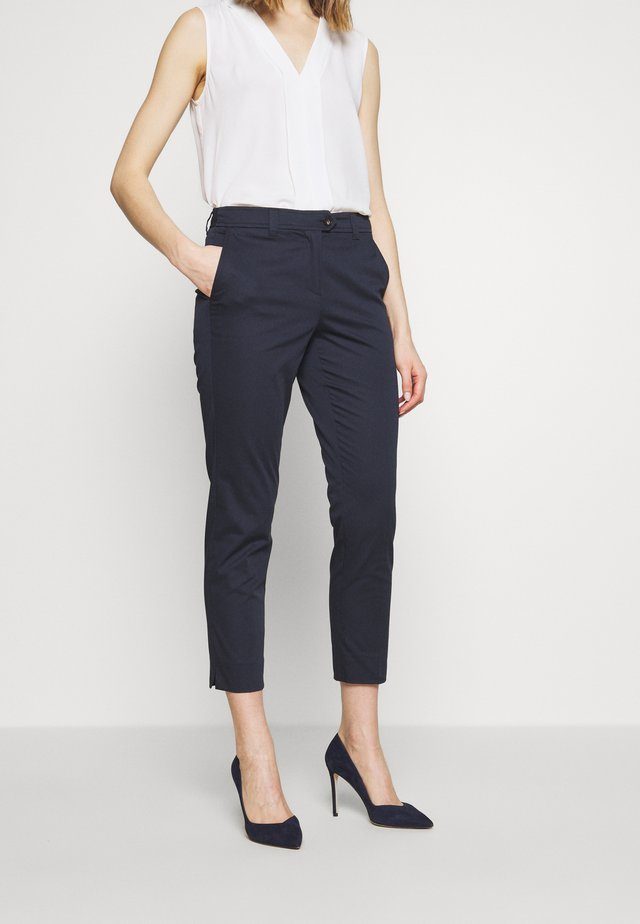 GABRY - Trousers - midnightblue