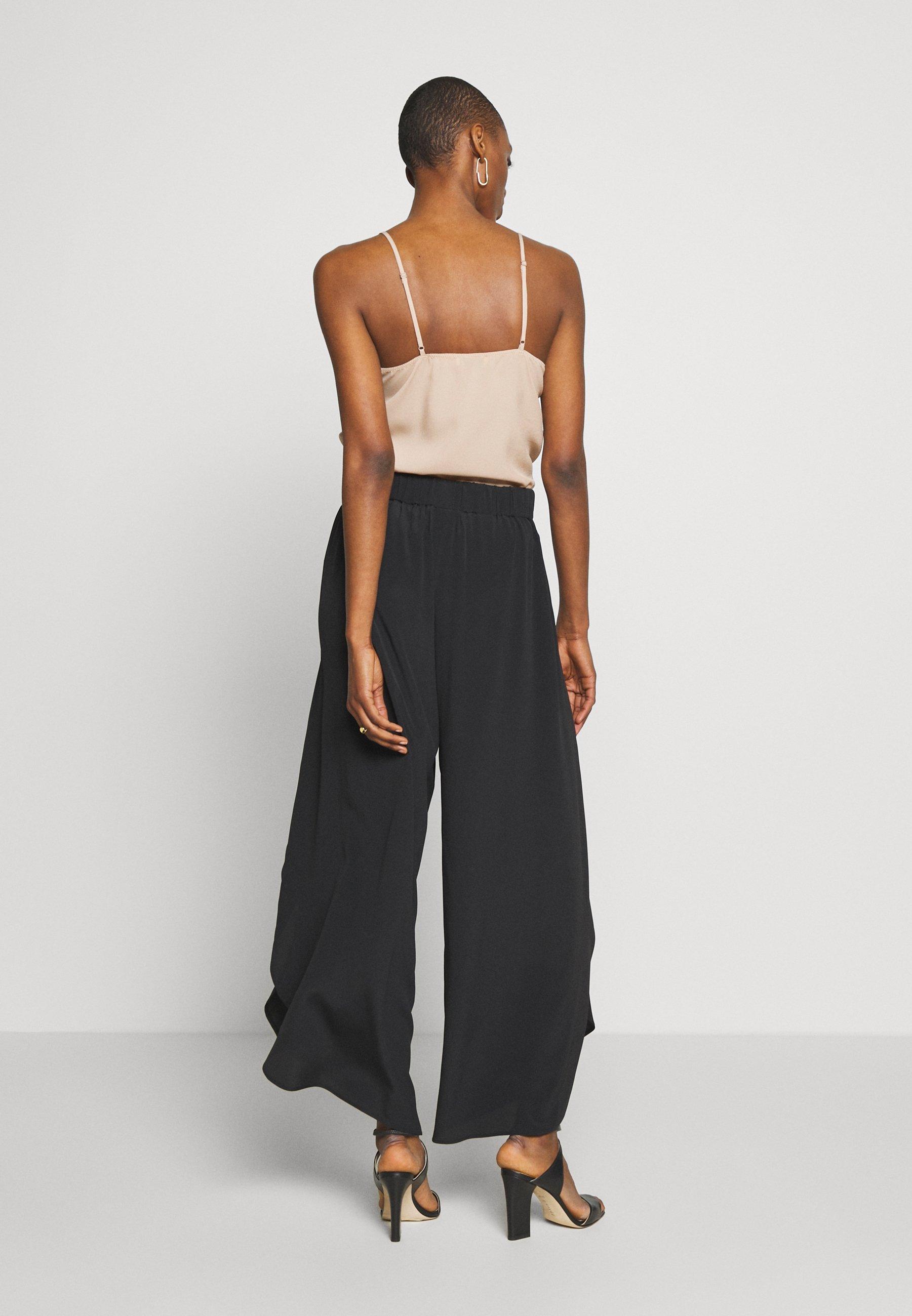 Marella PRIMO - Spodnie materiałowe - black