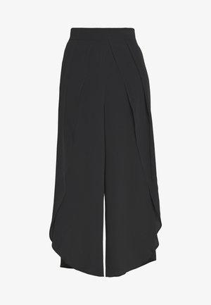 PRIMO - Spodnie materiałowe - black