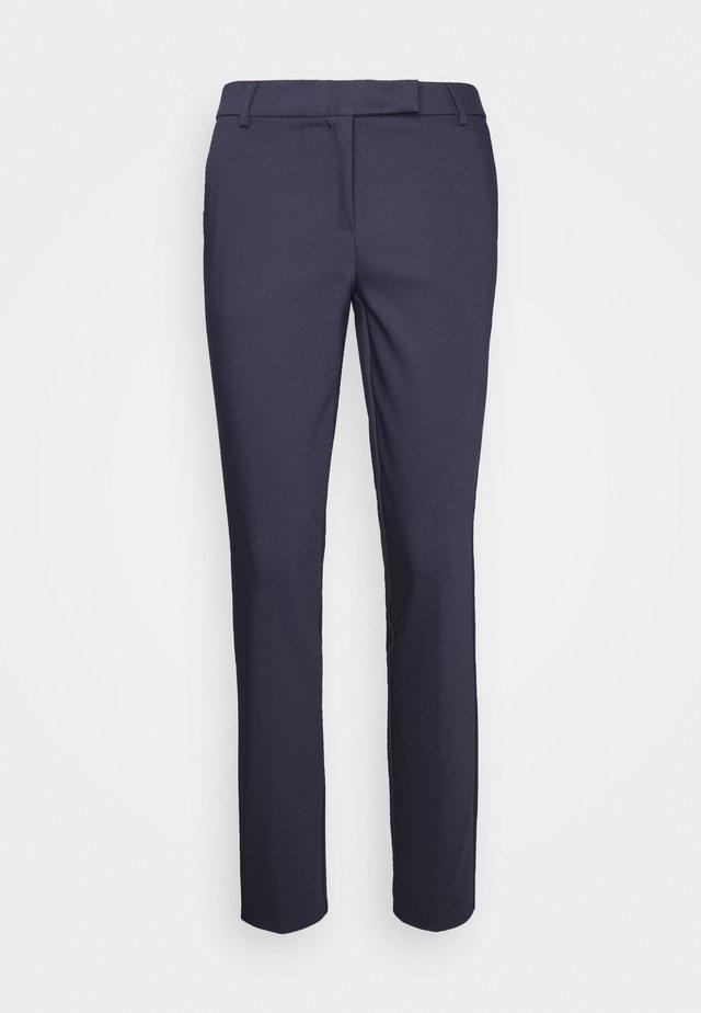 BACI - Pantaloni - blu notte