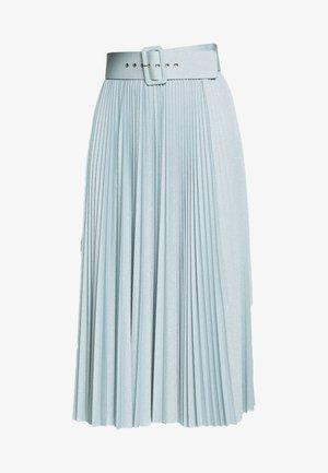 VANDEA - A-line skirt - aquamarine