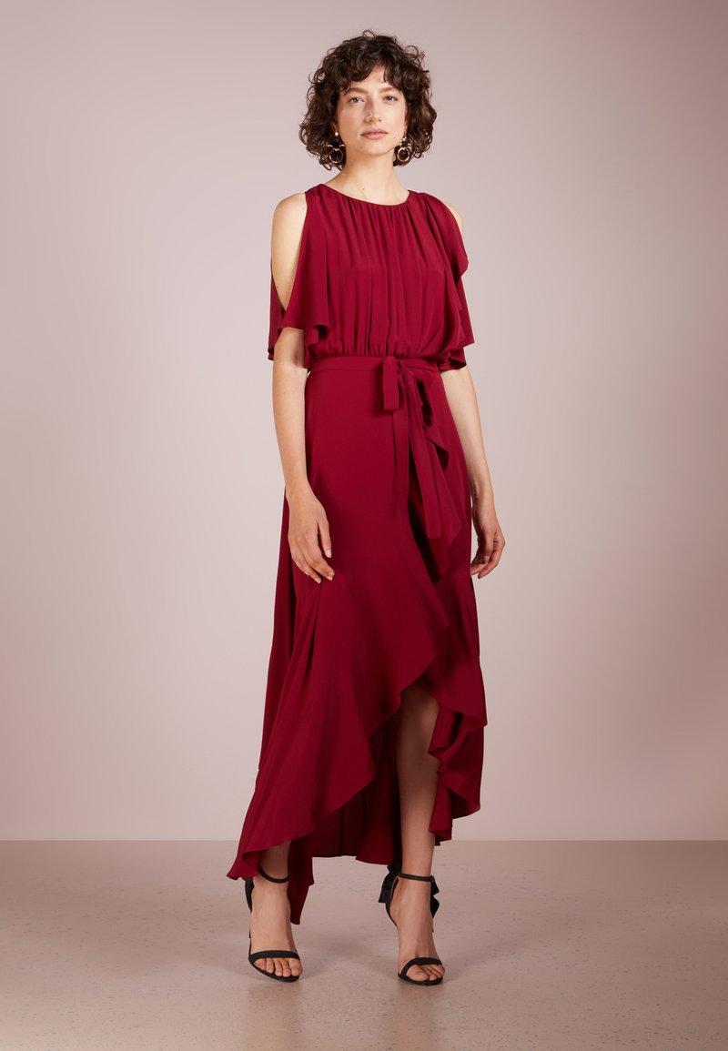 Marella - MARACAS - Maxi dress - bordeaux