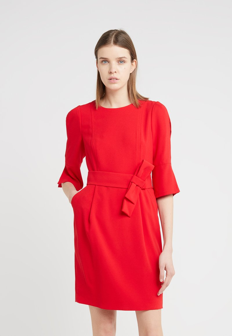 Marella - KATANA - Day dress - geranium red
