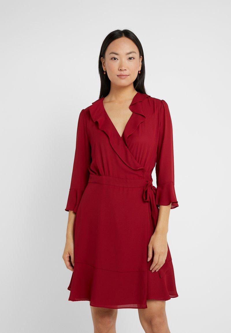 Marella - NICHEL - Sukienka letnia - bordeaux
