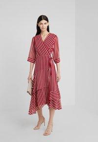Marella - FORTUNA - Korte jurk - red - 1