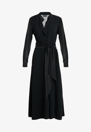 SIBERIA - Maxi dress - black