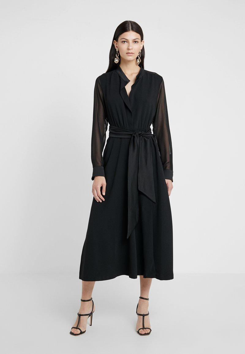 Marella - SIBERIA - Maxi dress - black