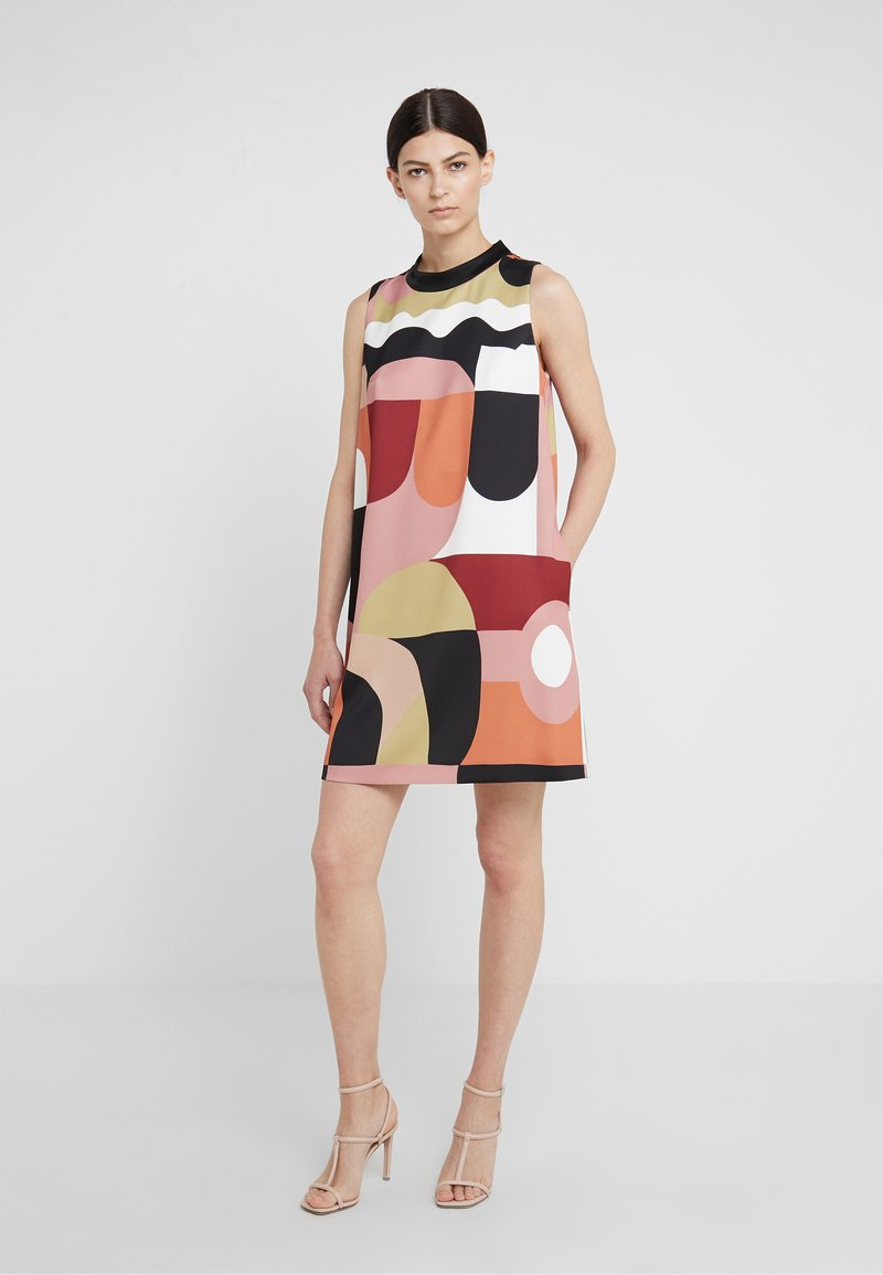 Marella - PAINTED - Vestido informal - powder