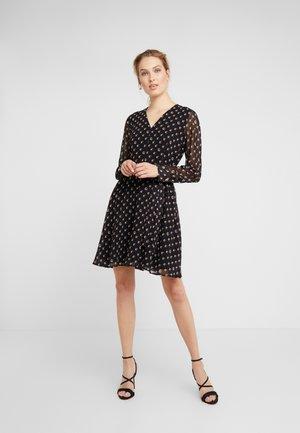 BAGLIO - Korte jurk - black