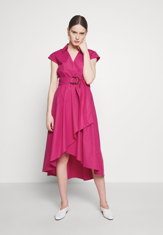 EBRO - Shirt dress - cyclamen