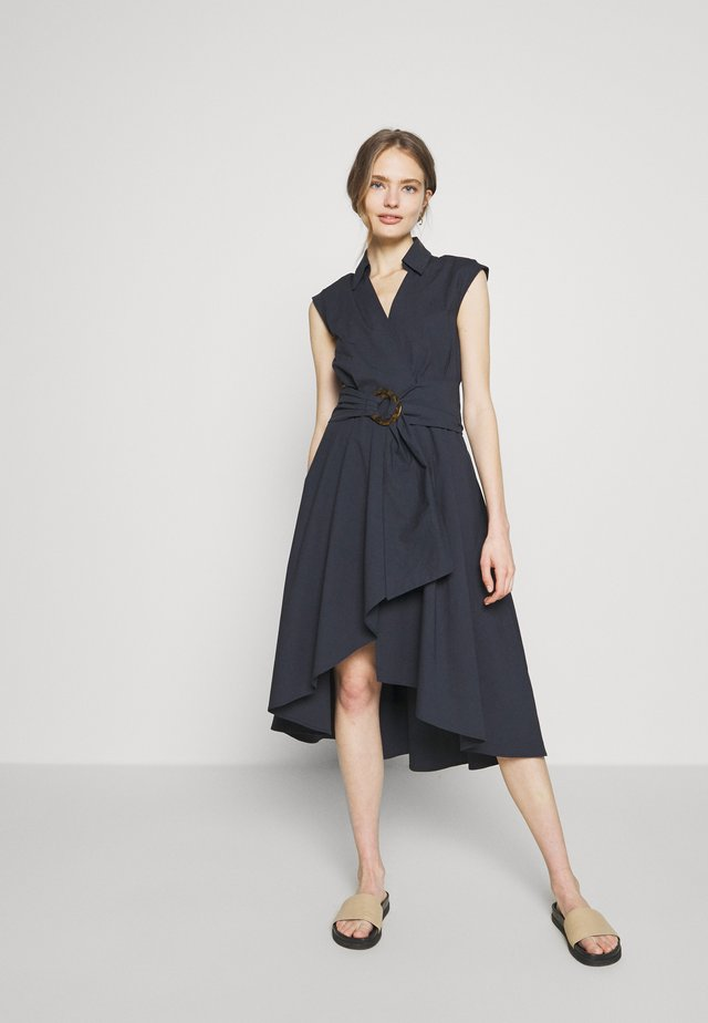 EBRO - Shirt dress - midnightblue