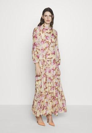 CLAVA - Maxi dress - natural