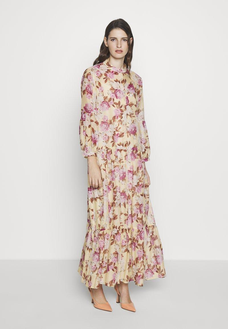 Marella - CLAVA - Maxi dress - natural