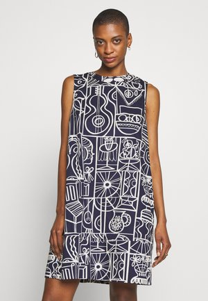 CHIMICA - Cocktail dress / Party dress - navy