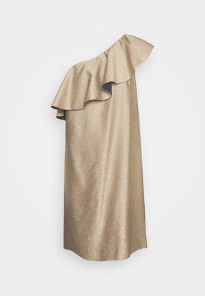 CASERTA - Vestito elegante - gold