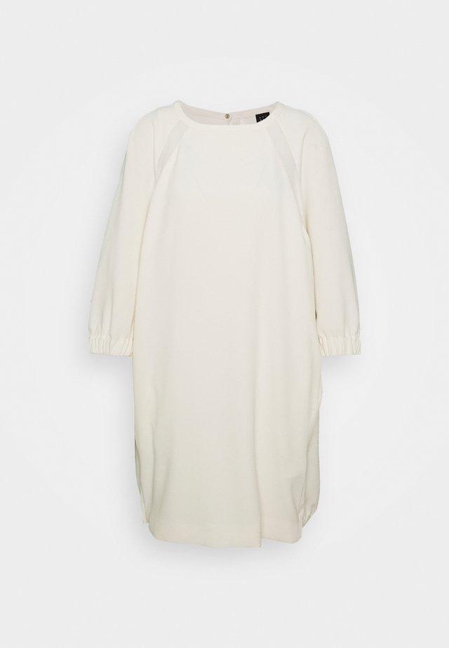 KARLIE - Denní šaty - bianco
