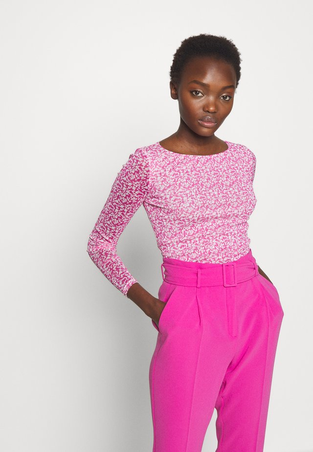 MILA - Long sleeved top - fuchsia