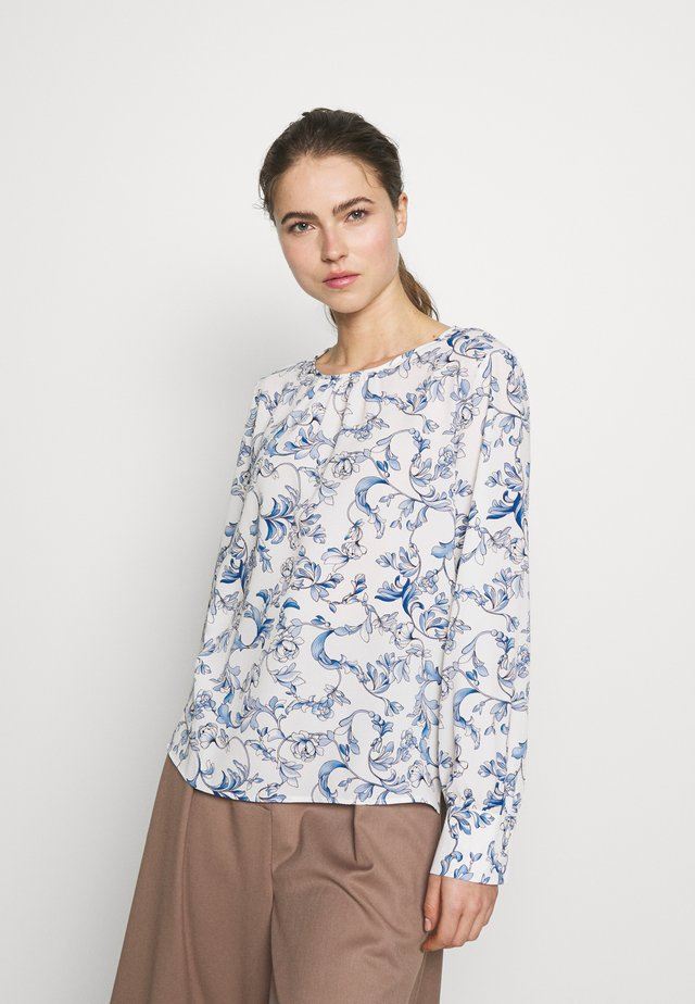 PULCE - Blouse - deep blue