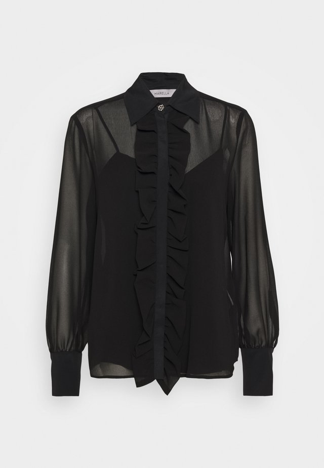 TEXAS - Blouse - nero