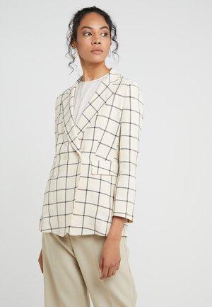 CESARE - Blazer - wool white
