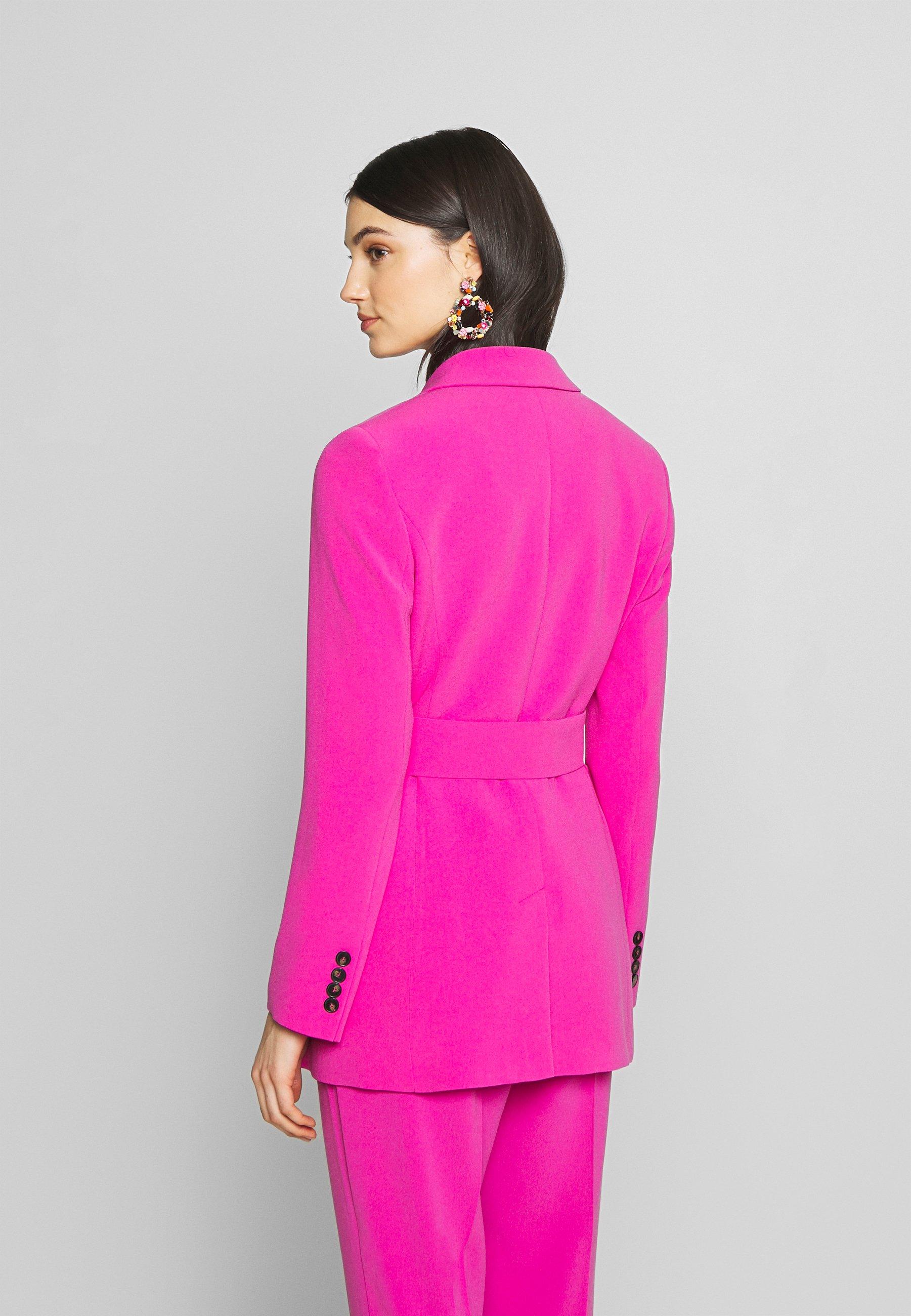 Marella RAGGIO - Krótki płaszcz - fuchsia