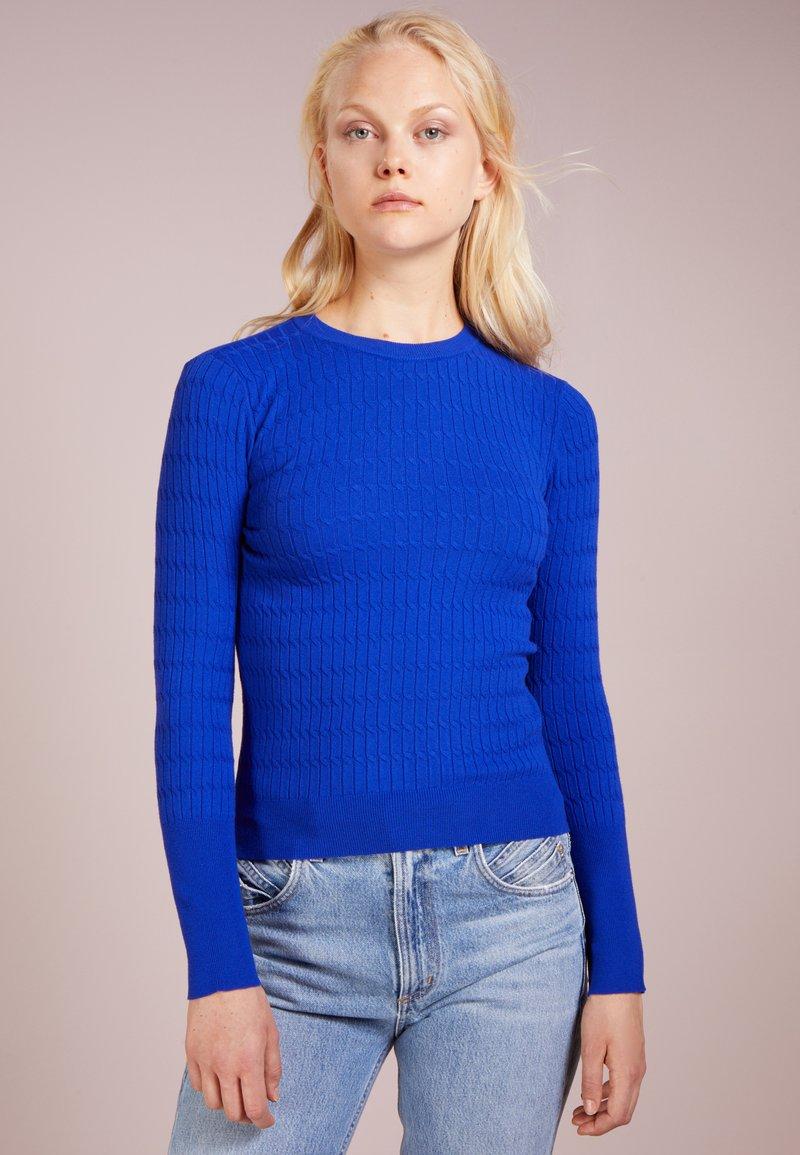 Marella - FOX - Jumper - cornflower blue