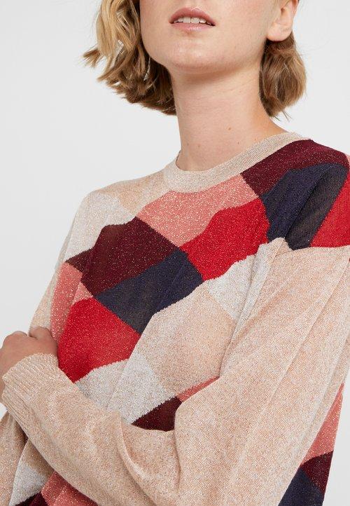 ekonomiczny Marella LIBRA - Sweter - red Odzież Damska VWFD-ZQ4